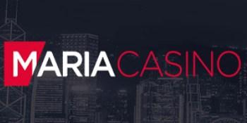 Maria Casino pieni logo