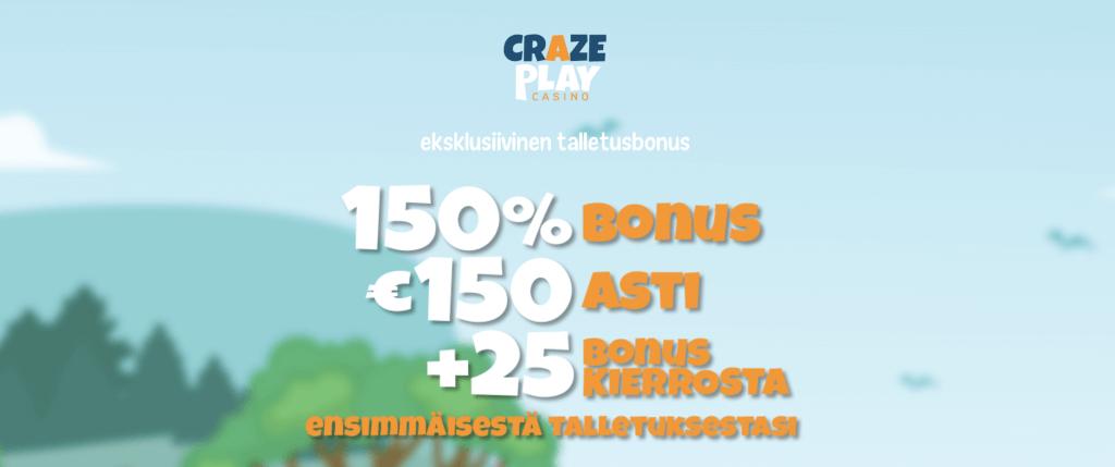 CrazePlay 1
