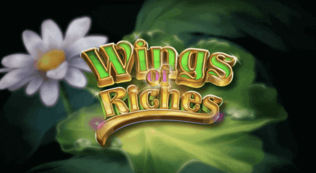 wings of riches netent slotti