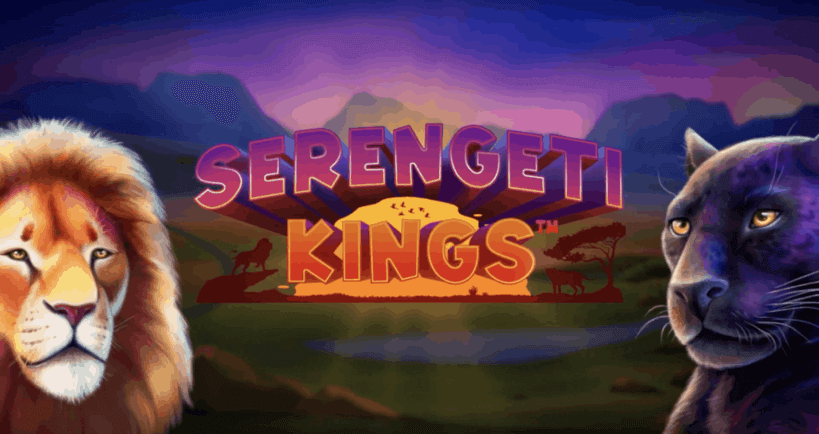 Serengeti Kings slotti