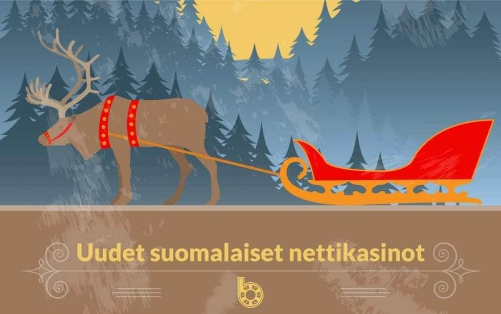 Uudet suomalaiset nettikasinot