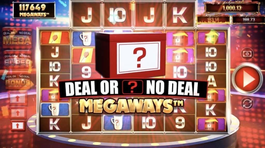 Deal or No Deal Megaways