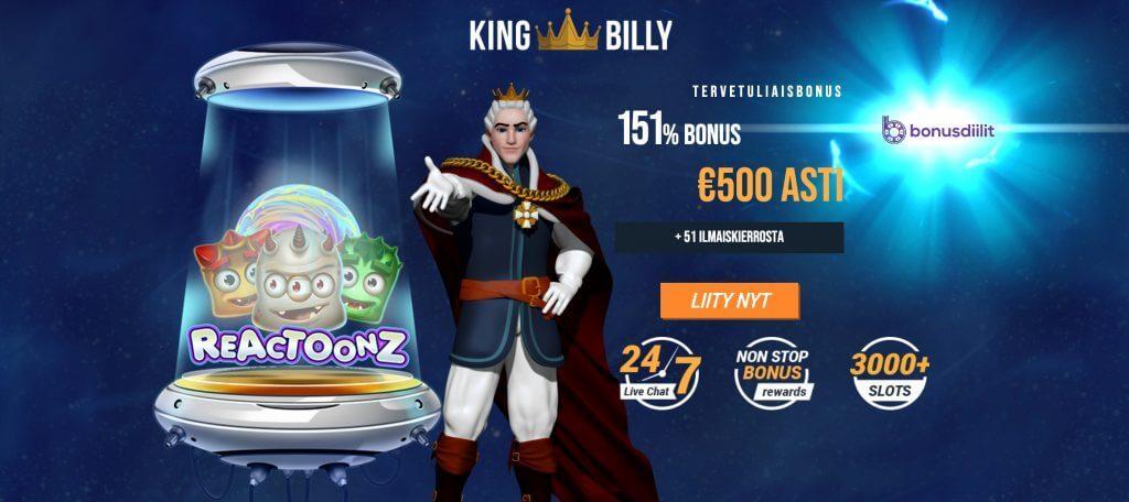 King Billy 1