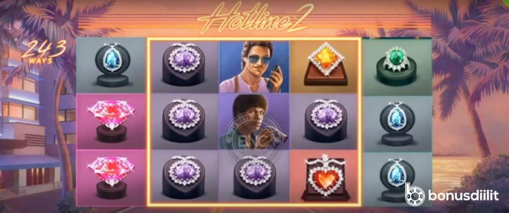 hotline2 peli bonusdiilit.com