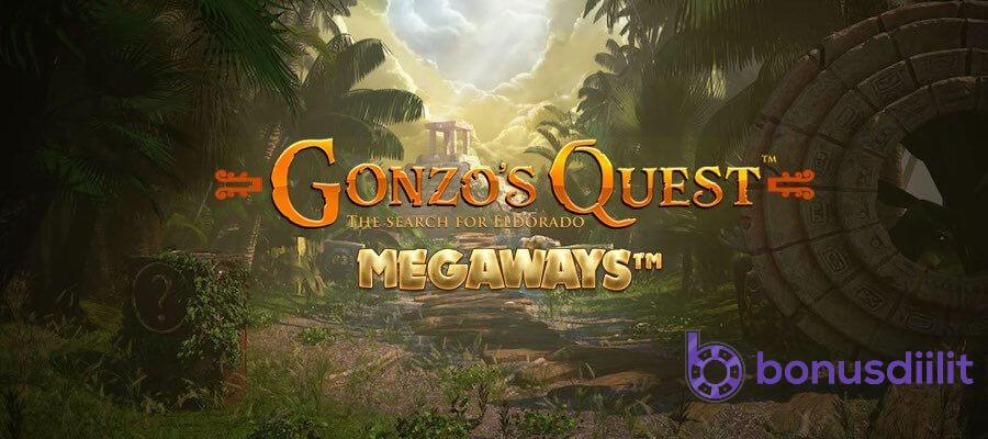 gonzo's guest megaways bonusdiilit