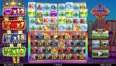 slot vegas big time gaming