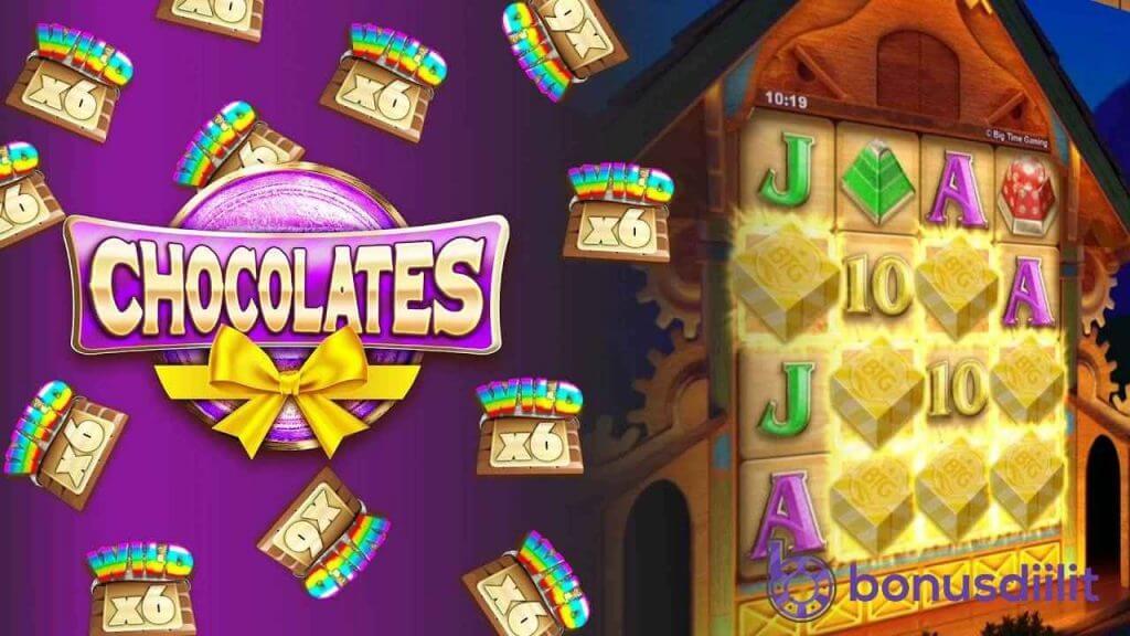 chocolates big time gaming