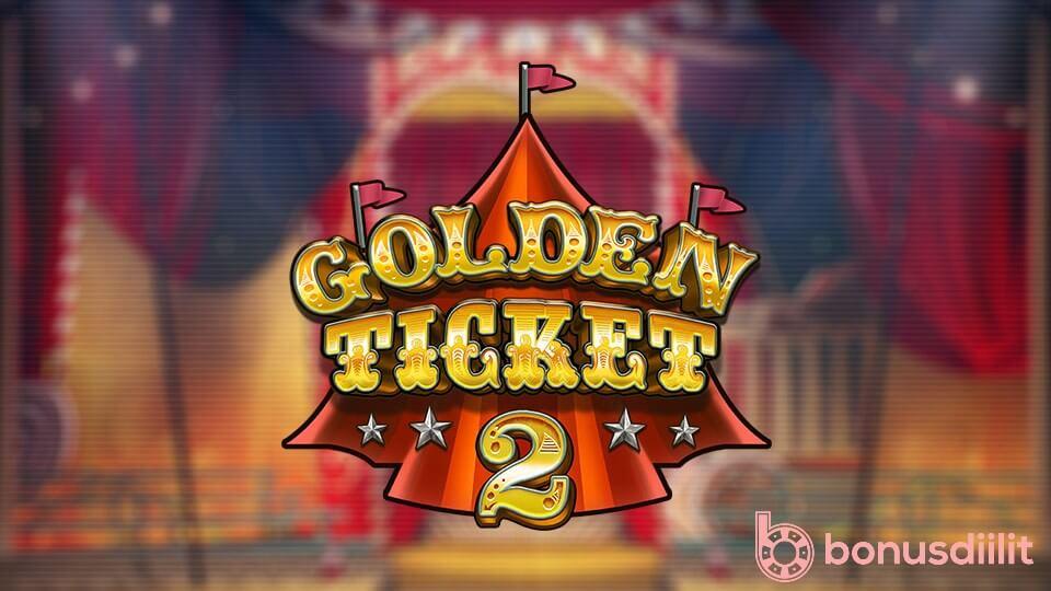 golden ticket 2 slotti bonusdiilit