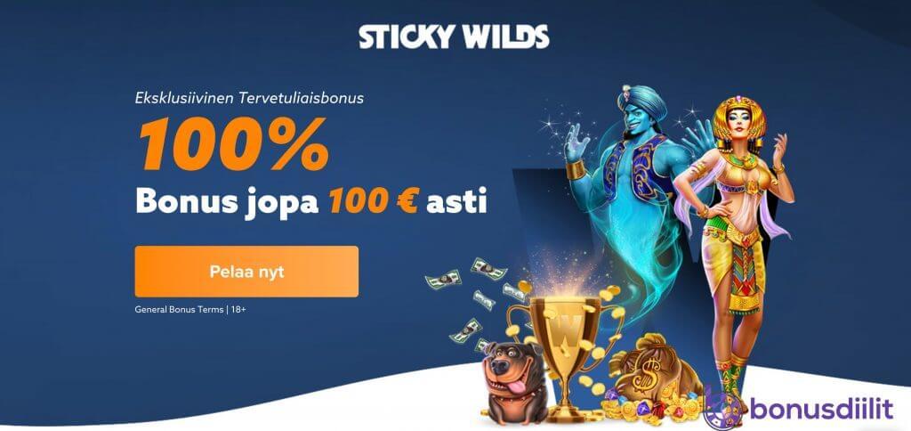 StickyWilds Casino 1