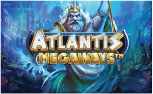 atlantis megaways peli