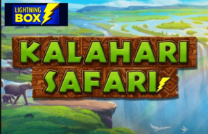 kalahari safari slotti