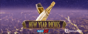 new year riches slotti