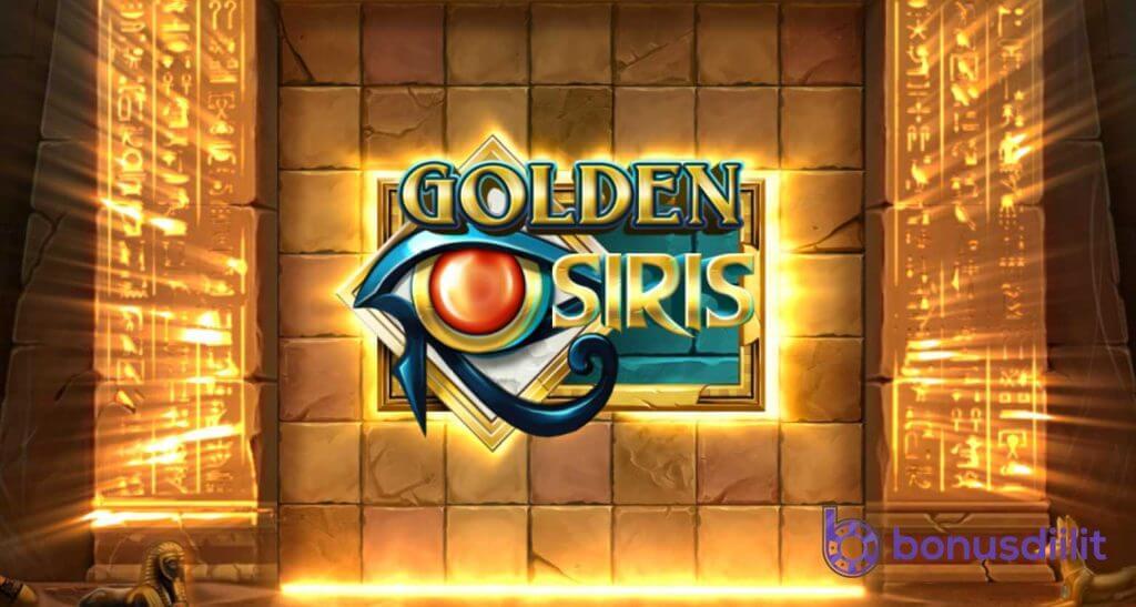 golden osiris slotti