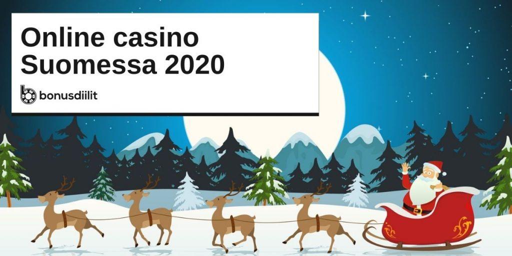 Online casino Suomessa 2020