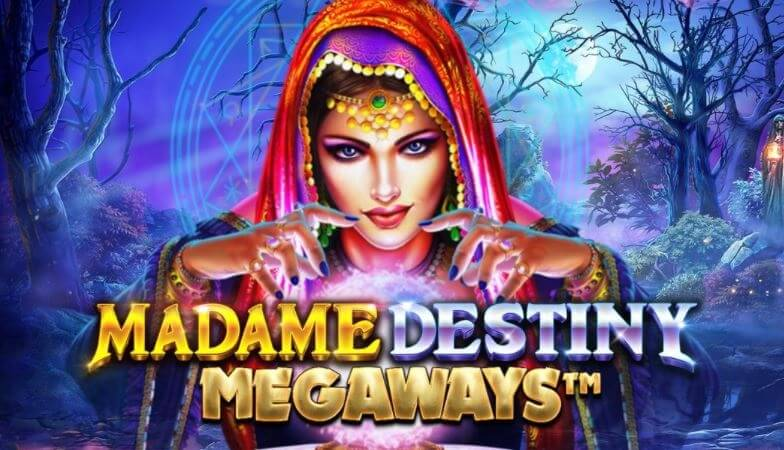 madame destiny megaways slotti