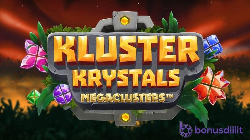 Kluster Krystals Megaclusters (BTG, Relax Gaming) - Kolmas megaclusters tulossa 1