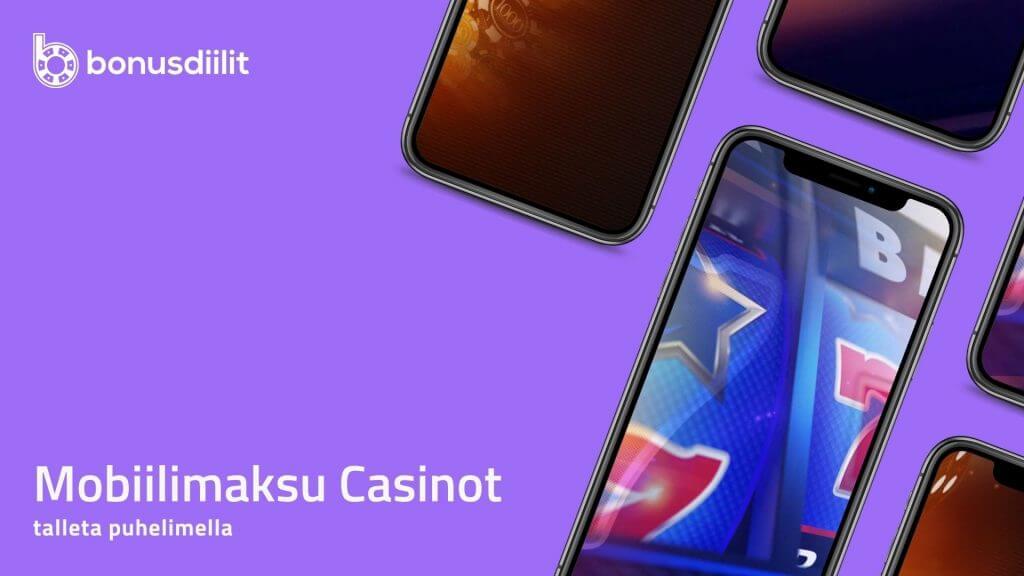 Mobiilimaksu Casinot