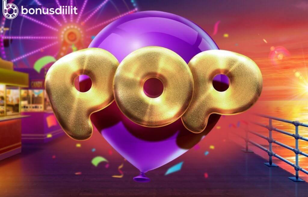 Pop Big time gaming logo
