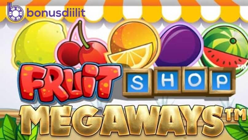 Fruit Shop Megaways Bonusdiilit