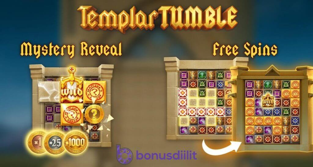 Templar Tumble Cover