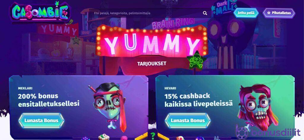 Casombie Casino image
