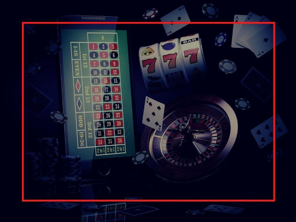 erilaiset kasinopelit- ja merkit