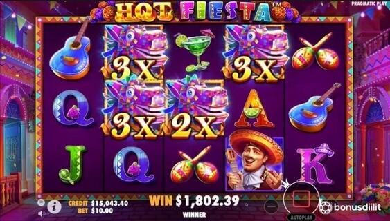Hot Fiesta Pragmatic Slot