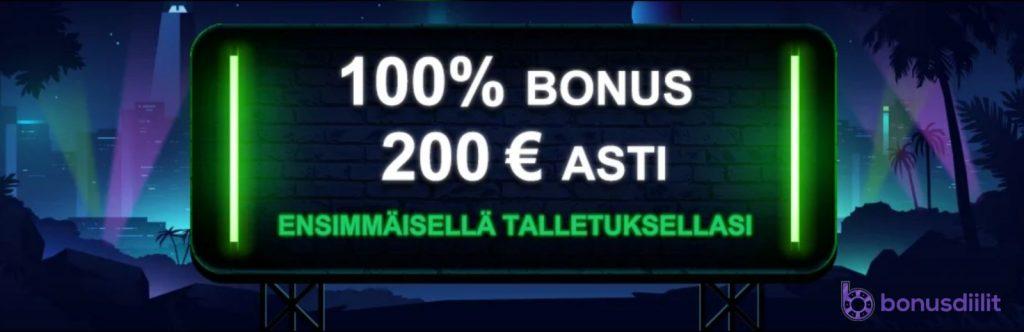 Mr Vegas Casino Bonus