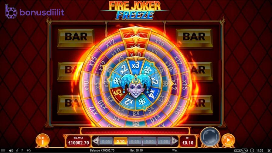 Fire Joker Freeze Slot
