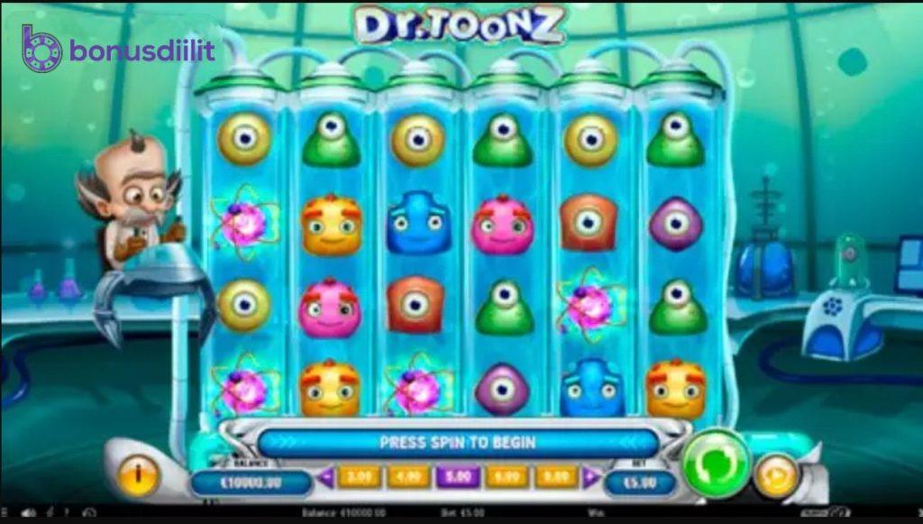 Dr Toonz Gameplay