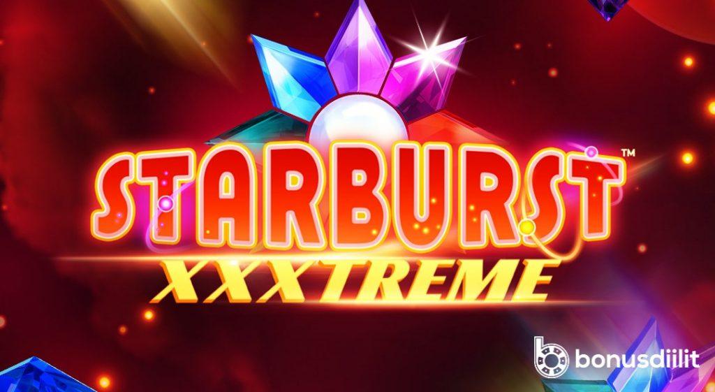 Starburst xxxtreme netent