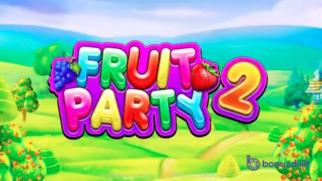 Fruit Party 2 slot