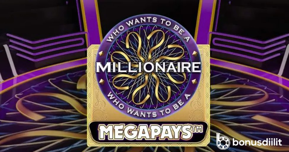 who wants to be millionaire megapays slots
