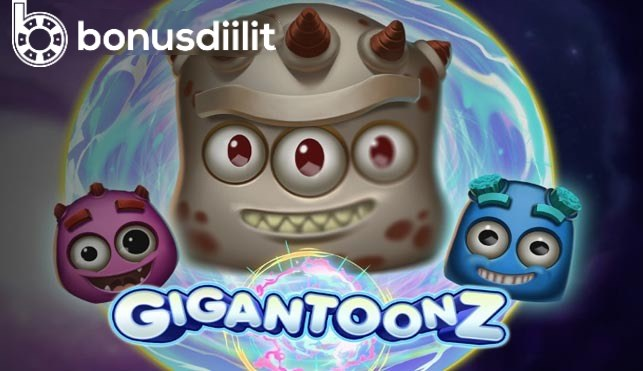 Gigantoonz play´n go slot