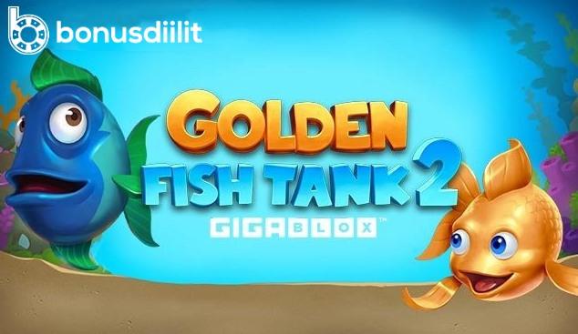 Golden Fishtank 2 logo